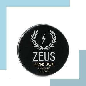 zeus beard balm