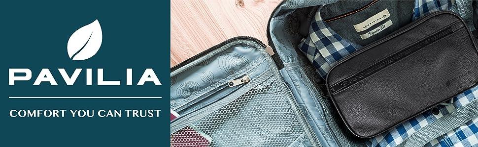 Travel Toiletry Bag Dopp Kit for Men