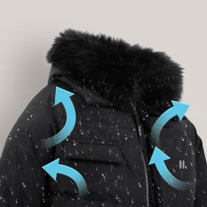 Repelente al agua& a prueba de viento& prevención de la nieve
