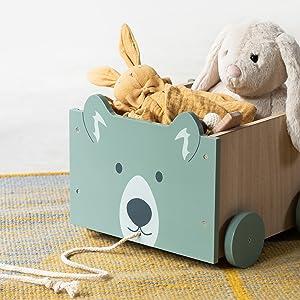 caisse jeux jouet enfant bebe bac