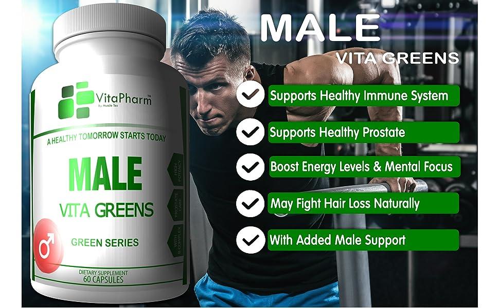 multivitamin for men