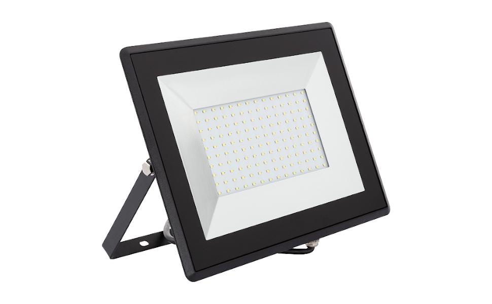 Foco Proyector LED Solid 100W Blanco Cálido 3000K: Amazon.es ...