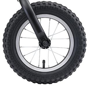 BIKESTAR Balance Bike para niños y niñas 3-4 años Bicicleta de montaña