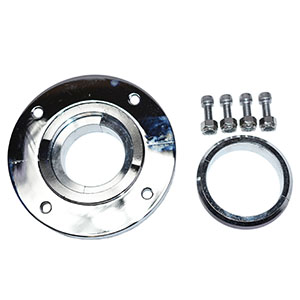 steering column ball mount swivel ididit forged loaded columns wheel overdrive switch cover shifter