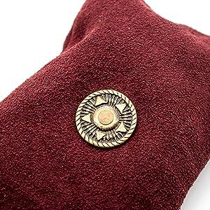 hand stiching fine craftmanship medieval pouch renaissance bag renfair genuine suede leather bag