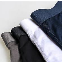 Performance cotton boxer shorts