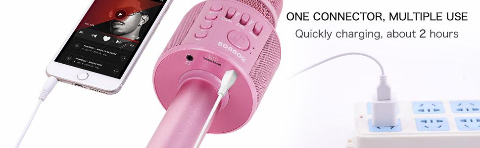 mic karaoke microphone