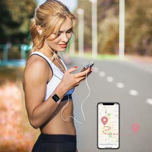 Relojes Inteligentes Hombre Mujer Smartwatch Pulsera de Actividad Inteligente iPhone Xiaomi HUAHUI