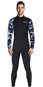 full wetsuit diving suit men