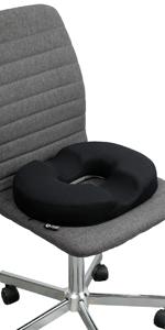 Donut Pillow Memory Foam 100% 5 Stars UNITED