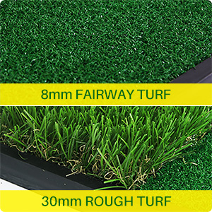 golf tees training aids turf mat hitting chipping driving cutting practice backyard home use equip
