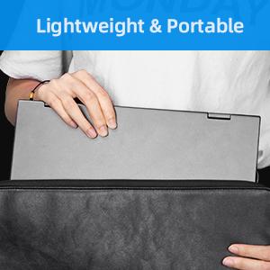 lightweight monitor