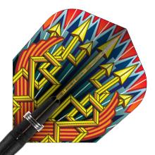 Shot! Darts Roman Empire Legion Steel Tip Dart Set