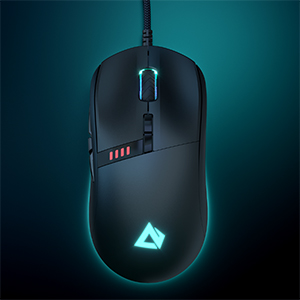 computer gaming mouse wired gaming mouse rgb gaming mouse gaming mouse wired gaming mice  AUKEY Knight Gaming Mouse, RGB Wired Gaming Mouse with 10000 DPI, 8 Programmable Buttons, RGB Lighting Effects, Macros, Fire Button Gaming Mice for PC and Mac c048a37d 98eb 42dd 9f79 40939f002d2c
