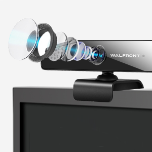 web cam webcam with microphone and privacy cover  pc camera webcam with microphone  streaming webcam