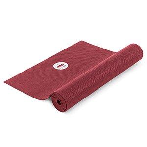 Lotuscrafts Yoga Mat Mudra Studio - 5mm Thick Non Slip Yoga Mat - Eco Friendly Yoga Mat Non Toxic - High Density Yoga Mat for Home and Gym - Sticky ...