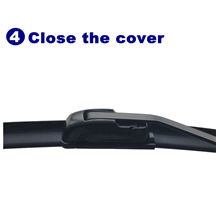 Close the cover