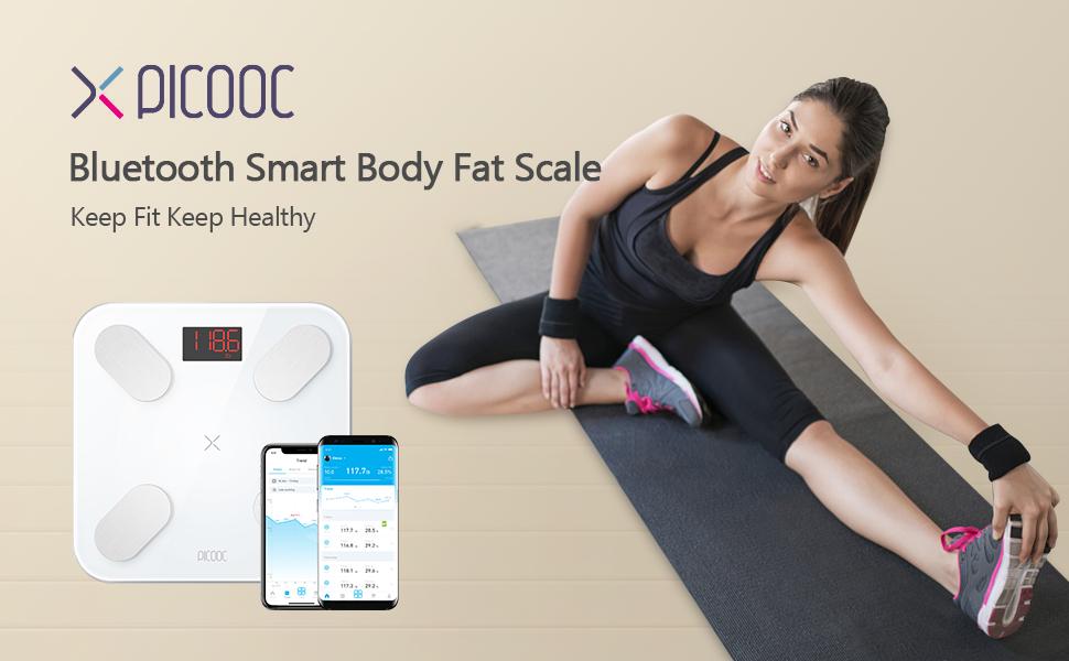 PICOOC Body Fat Scale