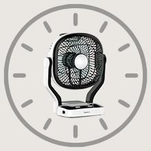 impex breeze d1 solar rechargeable portable fan