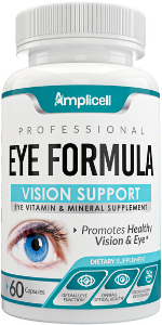 eye formula eye health supplement physicians choice vision support macular degenration preservision