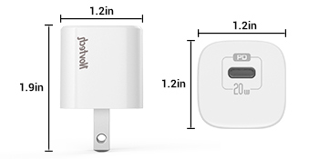Power Delivery iPhone Rapid Charger