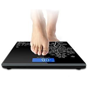 weight machine for human body analog