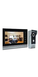 70K-M4 video door phone