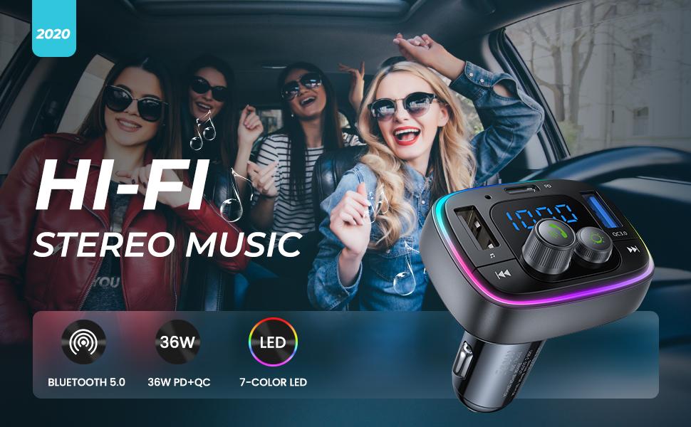 bluetooth car adapter bluetooth transmitter bluetooth fm transmitter fm transmitter bluetooth