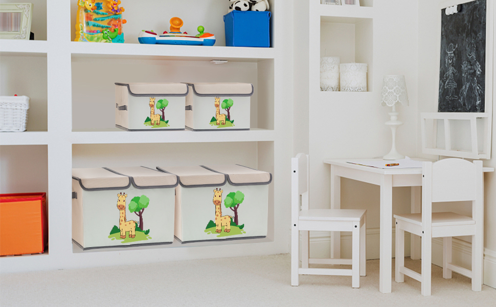 toy organizers and storage