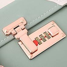 Retro Combination Lock