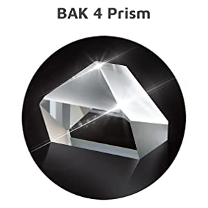 Bak 4 prism binoculars. Professional binoculars for adults with smartphone Adapter