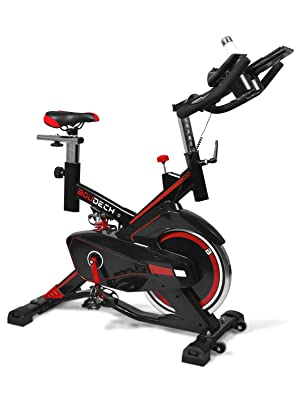spin bike bici da spinning professionale per allenamento fitness da casa boudech