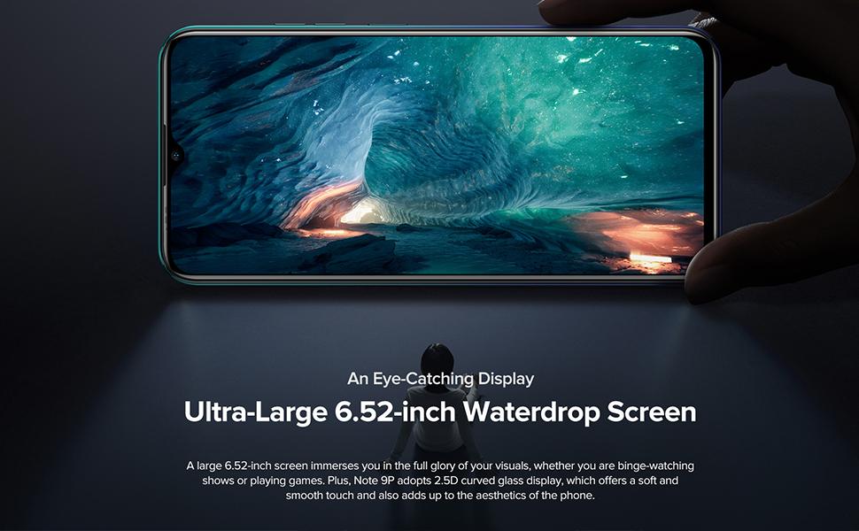 Big screen phone