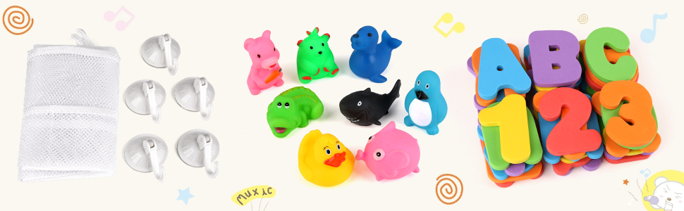 Cuarto de baño Bolsa de juguete