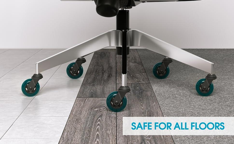 safe for all floors