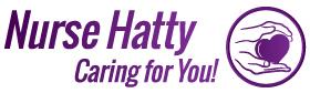 Nurse Hatty Logo