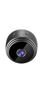Spy Camera Wireless Hidden WiFi Mini Camera HD 1080P Portable Home Security Cameras Nanny Cam