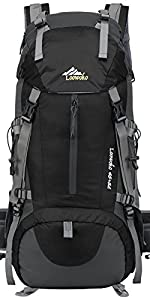 hunting backpacks day hiking back packs osprey cvlife  50l backpack 60l trekking backpack adults