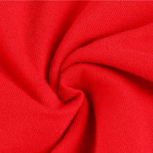 LSAMDIR Men's Red Cotton Boxer Briefs