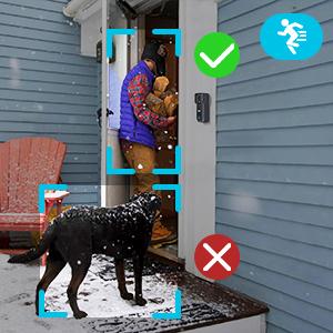 cordless video doorbell