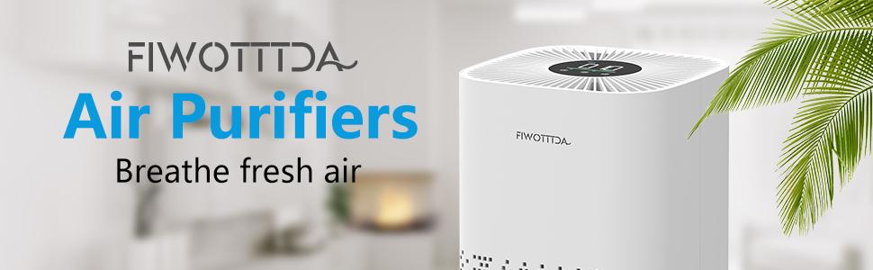 FIWOTTTDA Air Purifier