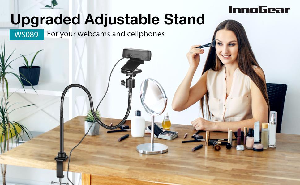 webcam stand