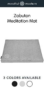 Large Zabuton Meditation Mat