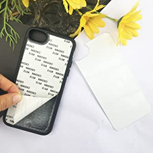 sublimation phone case blanks