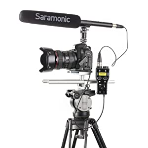 XLR Microphone Preamp Adapter for Smartphone Vlog