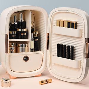 Cooluli Beauty 12L 12-liter aesthetic beautician aesthetistician portable mini-fridge make-up