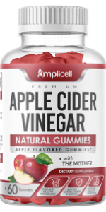 apple cider vinegar goli yummy chewables acv gummies gummy vitamins detox cleanse weight loss