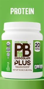 PBfit Vegan Plus