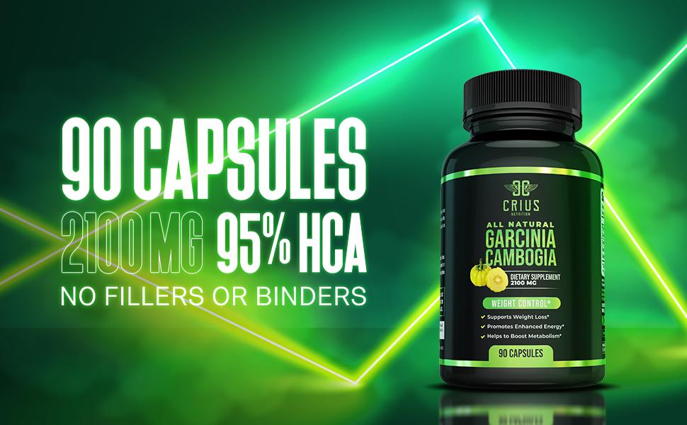 95% HCA Garcinia Cambogia Extract