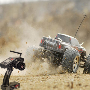 RC6GS with car